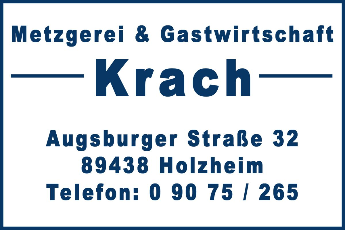 Metzgerei Krach